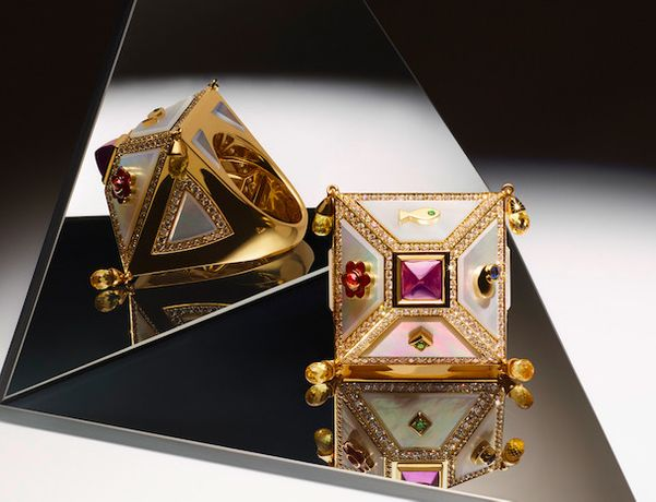 Aisha Baker's fairy-tale Jewellery collection: Image 1