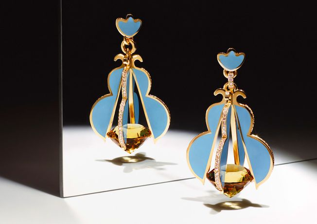 Aisha Baker's fairy-tale Jewellery collection: Image 0