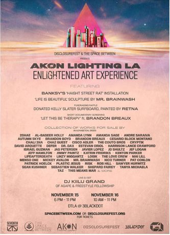 Akon Lighting LA