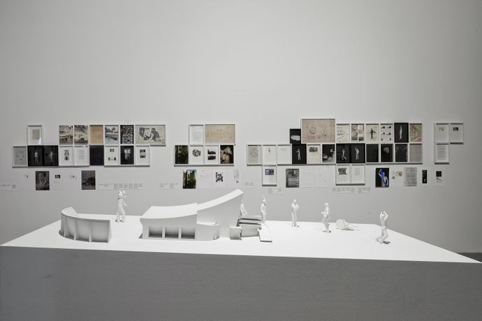 Ala Younis, Plan for Greater Baghdad, 2015. Installation view at the 56th Venice Biennale. Photo by Alessandra Chemollo. Courtesy la Biennale di Venezia.