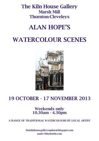 Alan Hope's Watercolour Scenes: Image 0