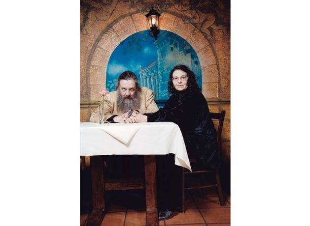 Alan Moore and Melinda Gebbie: Image 0