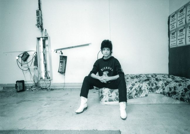 Alan Vega. Keep IT Alive
