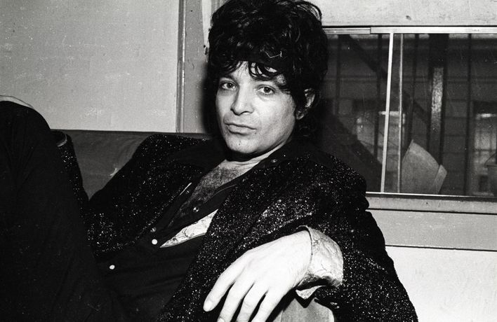 Alan Vega © Pierre René-Worms