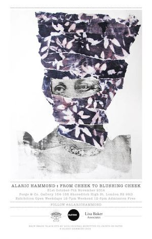 Alaric Hammond: From Cheek To Blushing Cheek