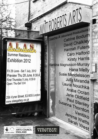 ALAS Summer residency exhibition: Image 0