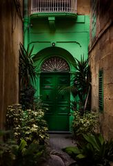 Green door, Gozo