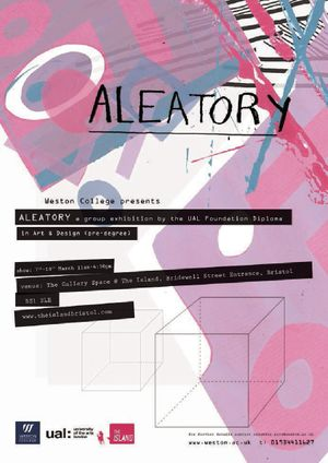 Aleatory at The Island Bristol