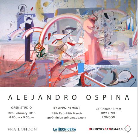 Alejandro Ospina | OPEN STUDIO EVENT: Image 0