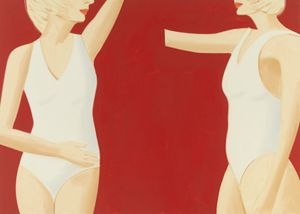 Alex Katz: Coca-Cola Girls 2 November 2018 – 21 December 2018 Timothy Taylor