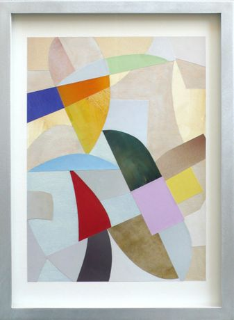 Composition 1929 (after Freundlich), 2016