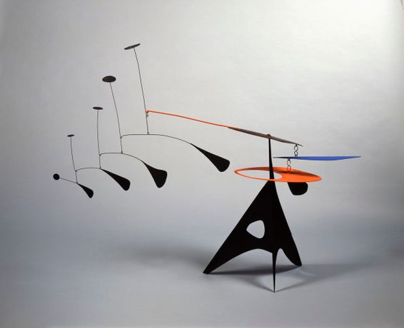 Alexander Calder: Calder After the War: Image 0