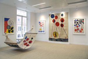 Alexander Calder: Tapestries and their Gouaches