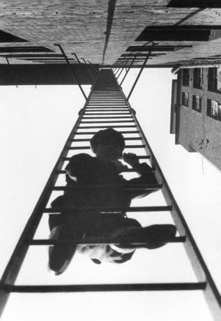 Alexander Rodchenko Fire Escape 1925