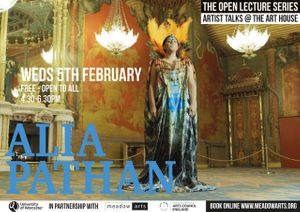 Alia Pathan - Open Lecture