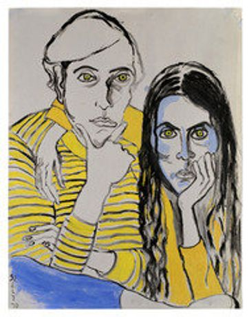 Alice Neel: Drawings and Watercolors 1927-1982: Image 0