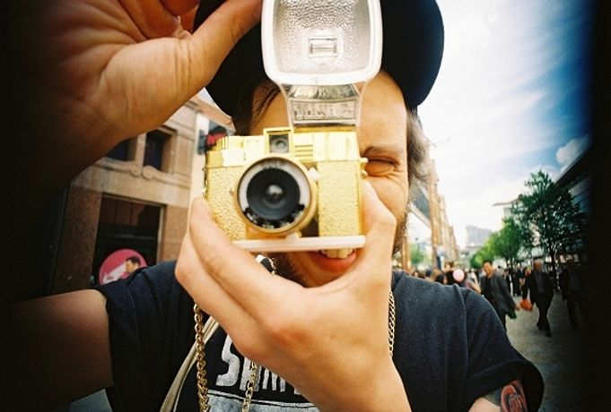 All Day Christmas Party at Lomography Gallery Stores: Image 0