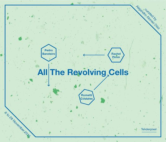 All the Revolving Cells. Pedro Barateiro, Rometti Costales, Rachel Pimm: Image 1