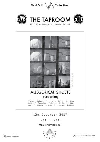 Allegorical Ghosts Screening: Image 0