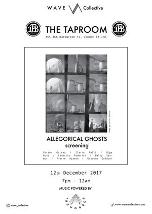 Allegorical Ghosts Screening