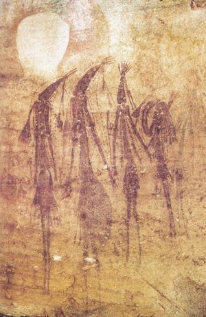 Allegory of the Cave Painting