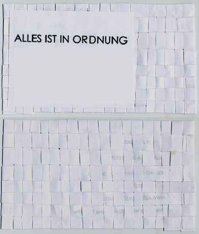 ALLES IST IN ORDNUNG: Image 0