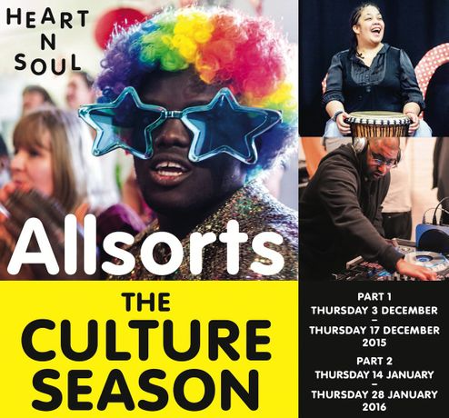 Allsorts: The Culture Season: Image 0