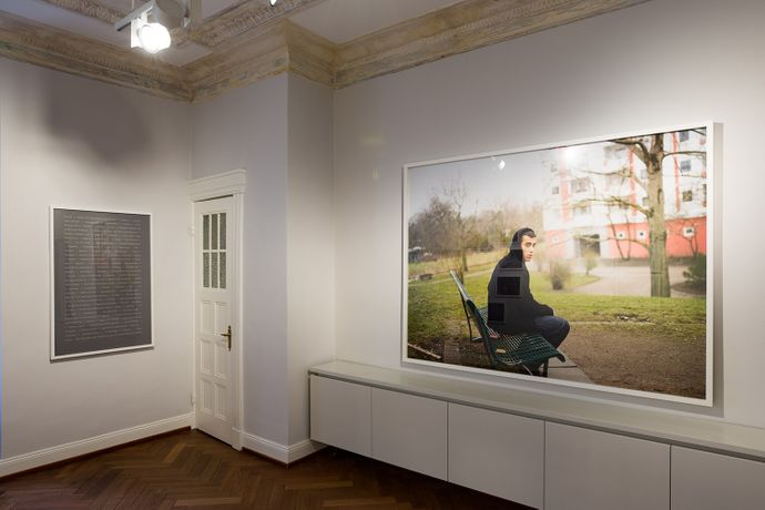 Installation view. Photo: Helge Mundt, Hamburg