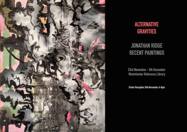 Alternative Gravities. Jonathan Ridge: Image 2