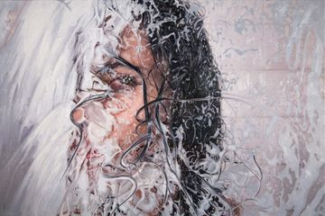 Alyssa Monks | Grit | oil on linen