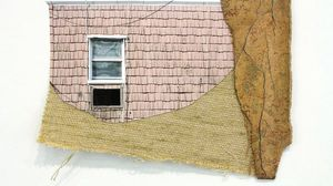 Amanda C. Mathis: Collage Dwellings