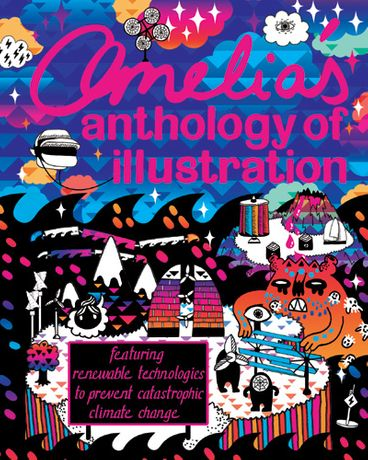 Amelia's Anthology of Illustration Launch Party and Exhibition: Image 0