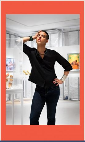 Gender Expression  Designer: Lissa Rivera  Organization: Hetrick-Martin Institute