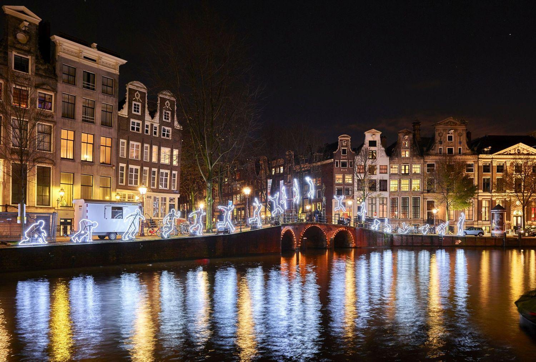 Amsterdam Light Festival 2016 2017 Event At Amsterdam