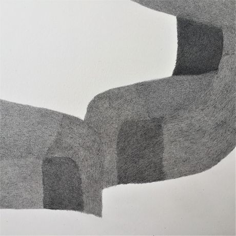 Amy Green - New Space. New Drawing: Image 0