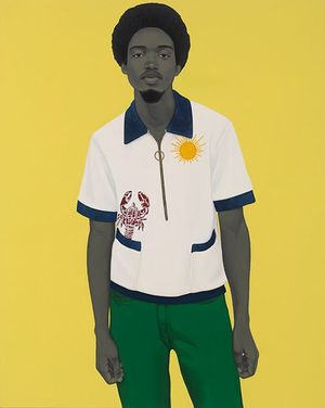 Amy Sherald. The Great American Fact