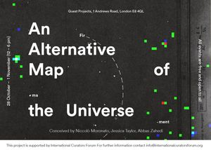 An Alternative Map of the Universe