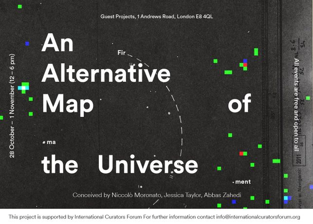 An Alternative Map of the Universe: Image 0