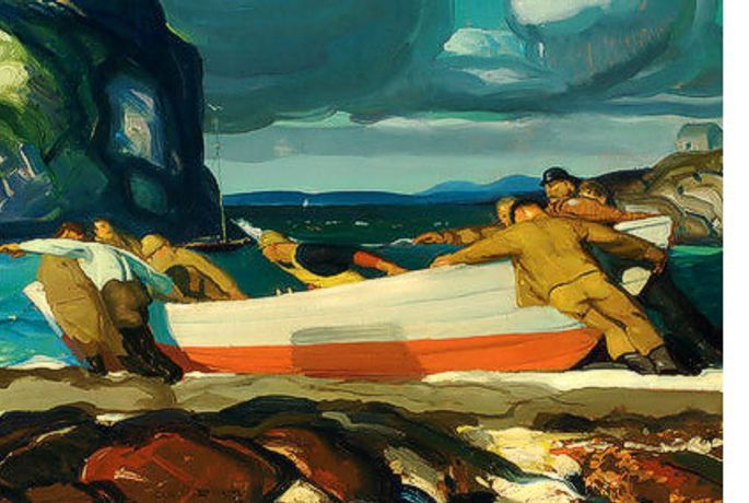 An American Experiment: George Bellows and The Ashcan Painters: Image 0