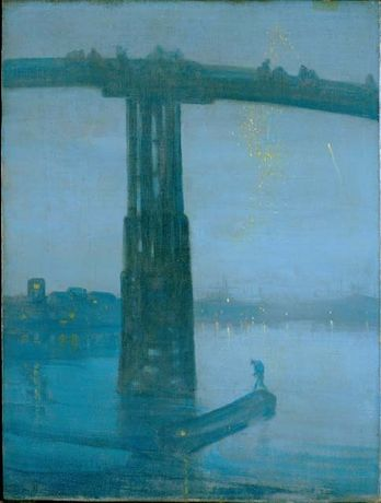 An American in London: Whistler and the Thames: Image 0