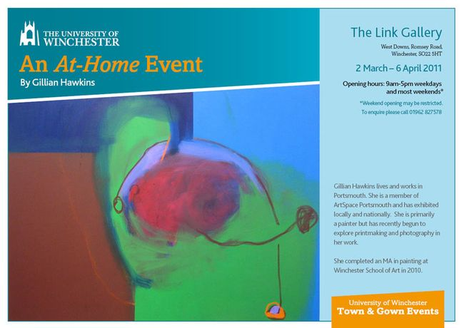 'An At-Home Event' by Gillian Hawkins: Image 0