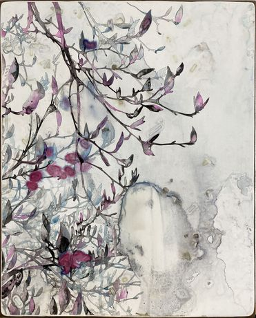 Belinda Fox, 'Spring II', 2020. Courtesy of the artist and Michael Reid Berlin.