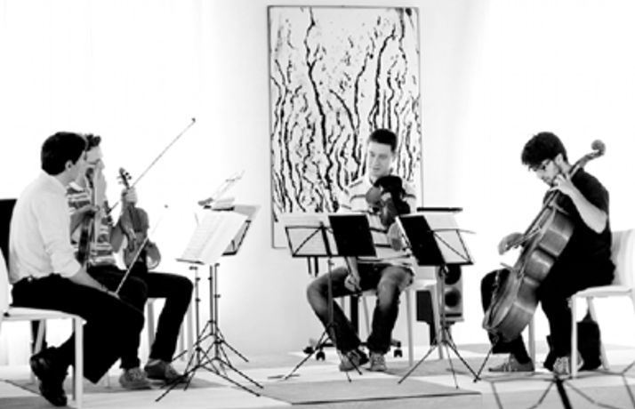 AN EVENING OF MUSIC by quartetto prometeo: Image 0
