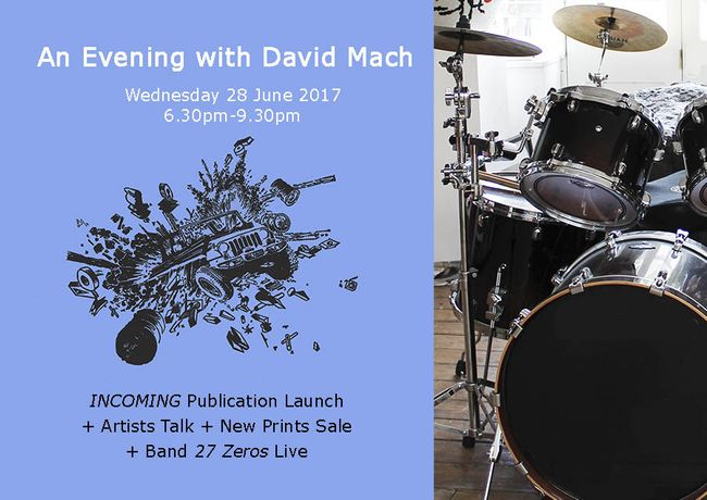 An Evening with David Mach: Image 0