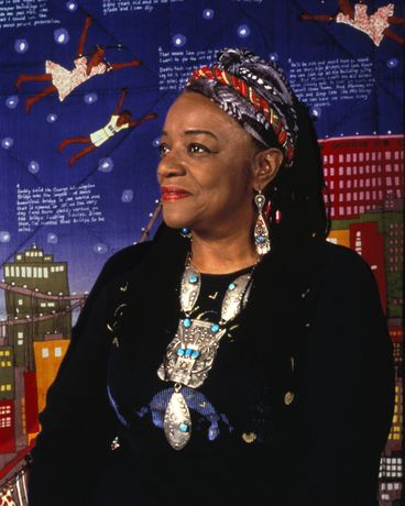 An Evening With Faith Ringgold: Image 0