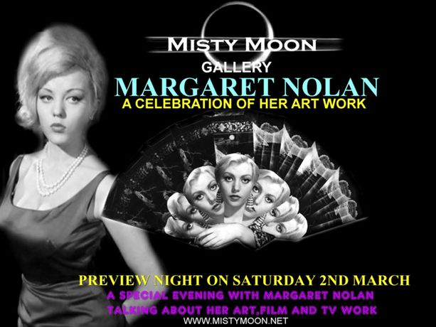 An Evening With Margaret Nolan @ The Misty Moon Gallery: Image 0