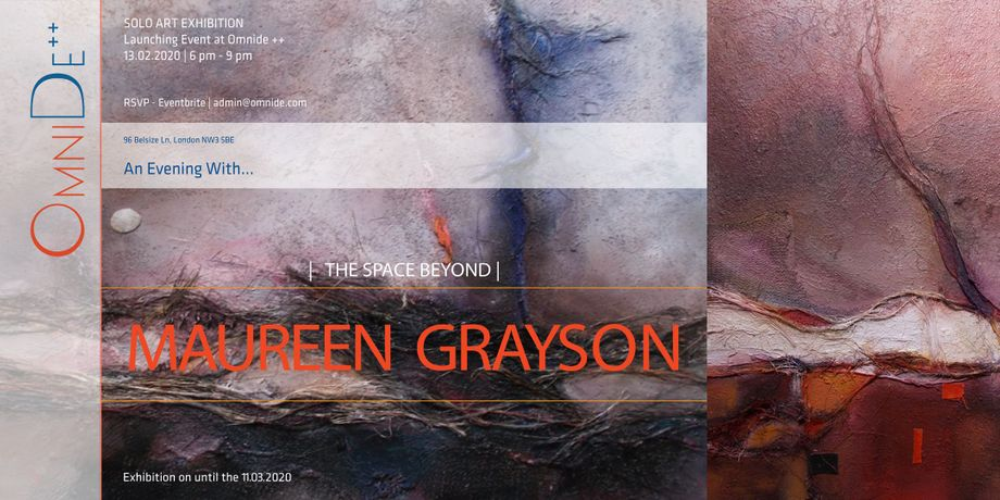 An evening with Maureen Grayson, The Space Beyond: Image 0