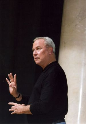An Evening with Robert Wilson