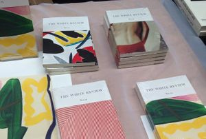The White Review at the Tate Modern Offprint fair