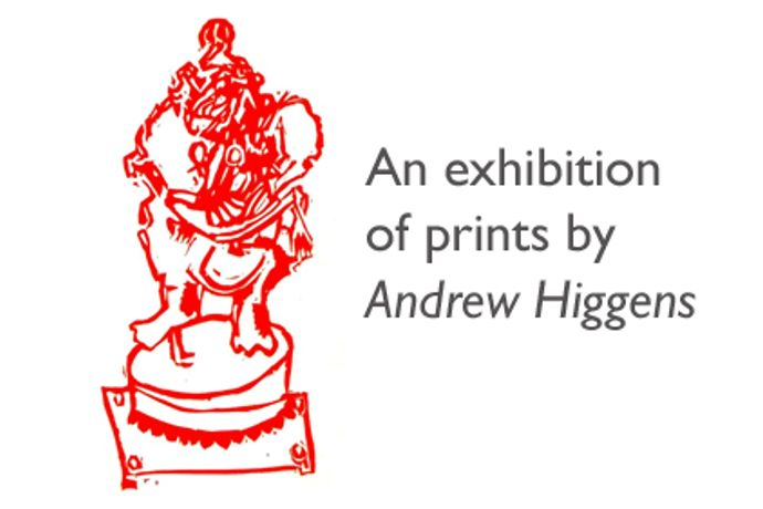 An exhibition of prints by Andrew Higgens: Image 0